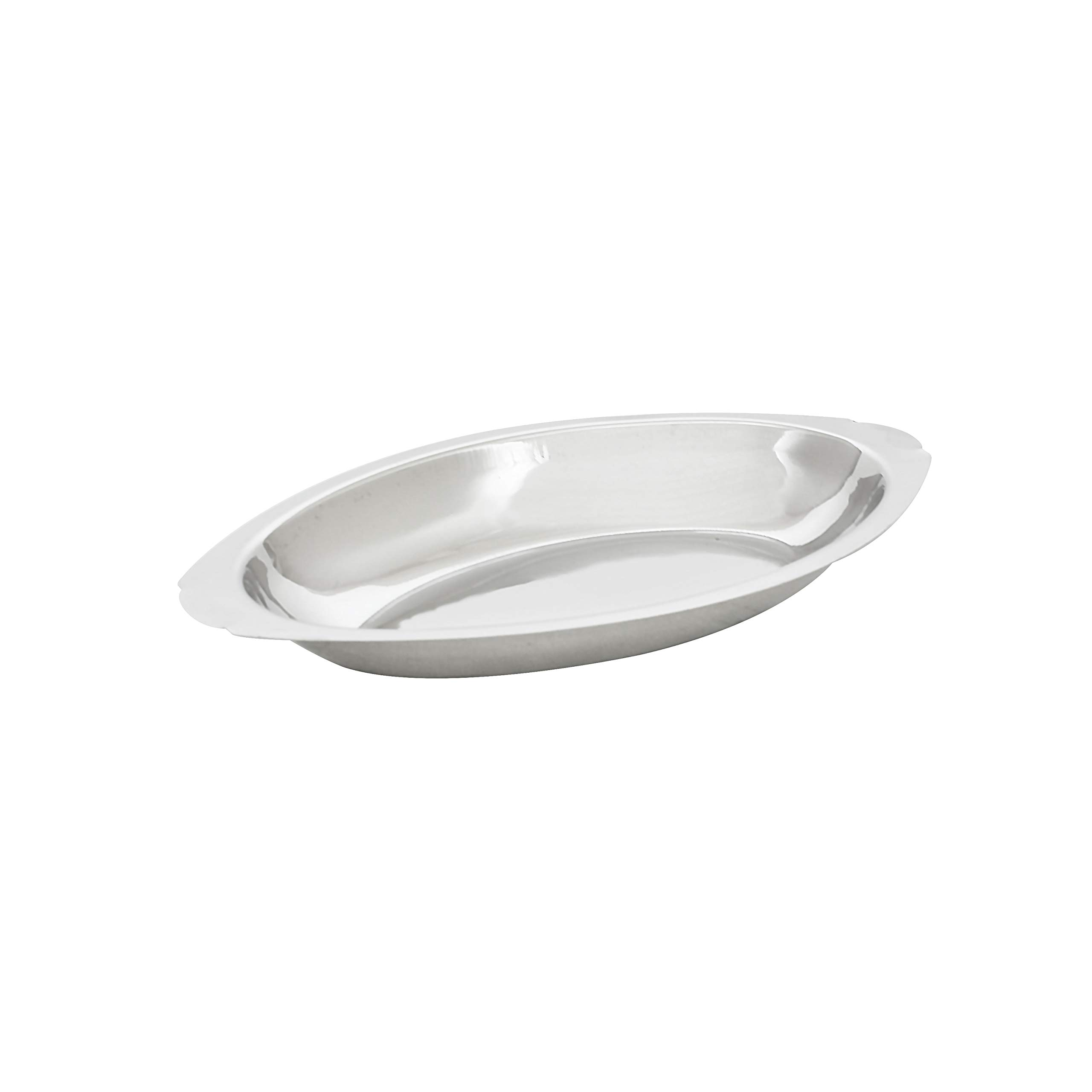 Thunder Group SLGT108 Oval Au Gratin Tray, 8-Ounce