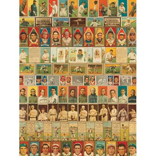 Oldetime Baseball 300 Piece Large Format Puzzle