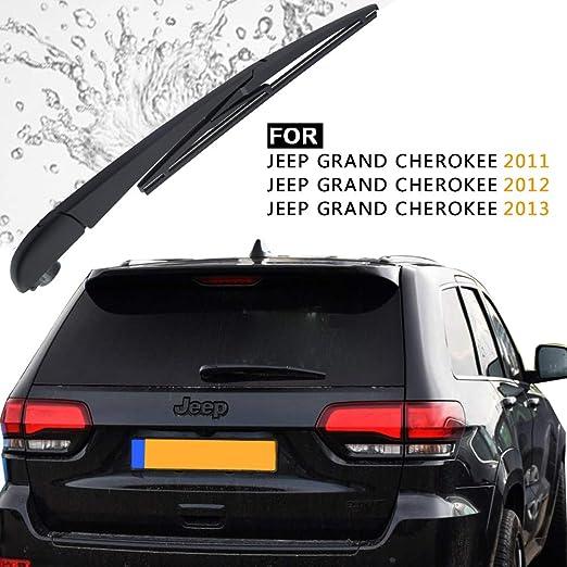 Rear Window Standard Wiper Blade Framed 11 Inch 290mm Metal Fits Jeep Cherokee