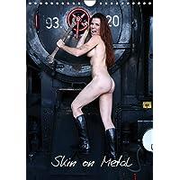 Skin on Metal (Wandkalender 2020 DIN A4 hoch): Monatskalender, 14 Seiten (Monatskalender, 14 Seiten ) (CALVENDO Menschen)