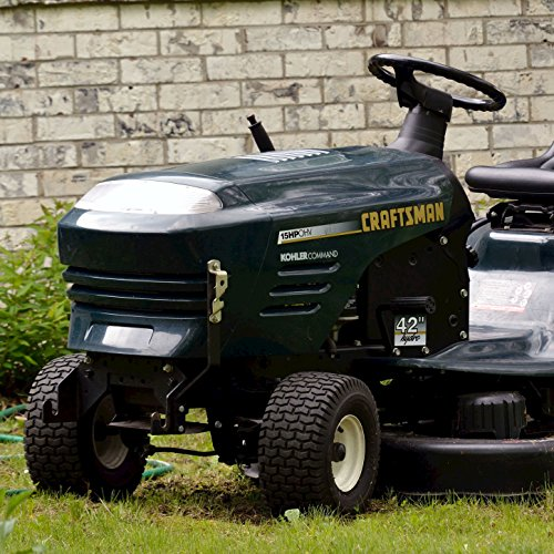 Riding Mower - Single