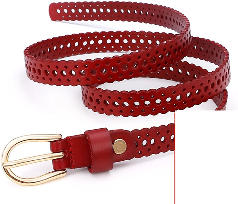 37inch Fashion Cut Belts//Leisure Joker Belt-G 95cm