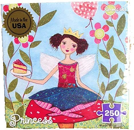 Luna Mermaid Puzzle 250 Piece by Sascalia