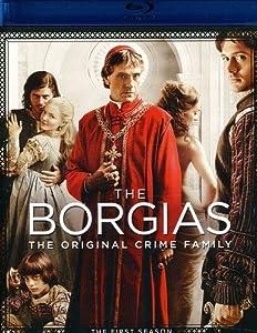 Cover Image for 'Borgias: The First Season , The'