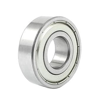 6203Z C3 Premium Quality Ball Bearing C3 Clearance ID 17mm OD 40mm //12mm