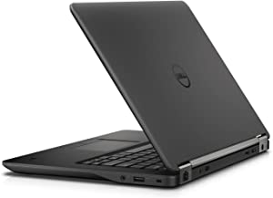 "Dell Latitude E7270 Intel Core i5-6300U X2 2.4GHz 8GB 180GB SSD 12.5"",Black(Certified Refurbished)"