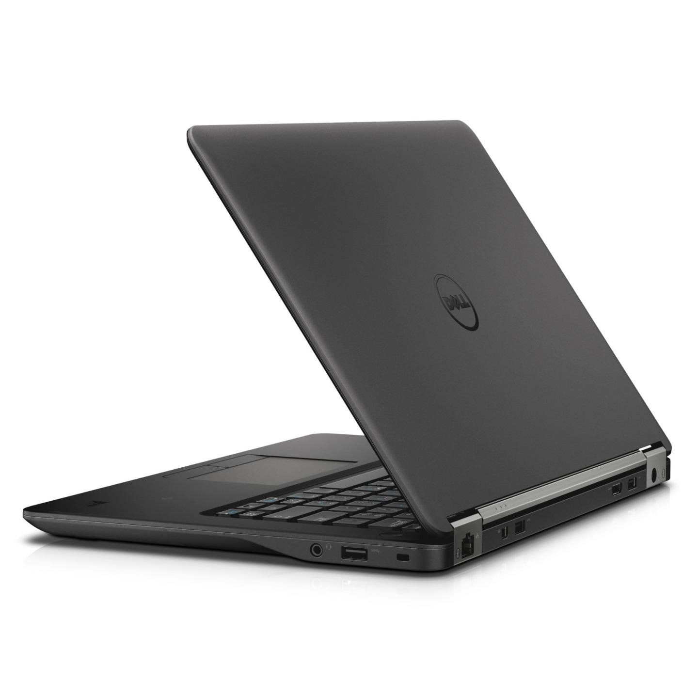 "Dell Latitude E7470 Intel Core i5-6300U X2 2.4GHz 8GB 256GB SSD 14"", Black (Certified Refurbished)"