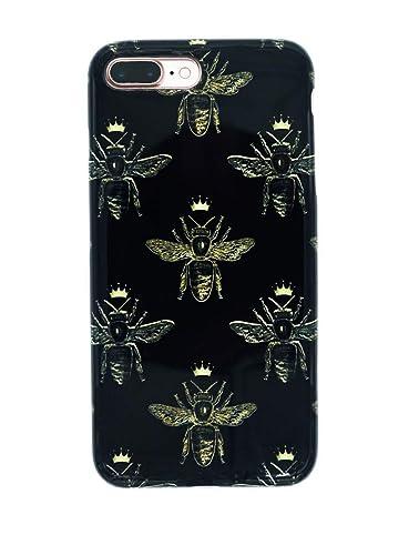 super cute 752b6 0cbb9 Amazon.com: Golden Bee iPhone X Case iPhone XR Case iPhone 7 plus 8 ...
