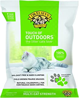 product image for Precious Cat Touch of Outdoors Litter Bag