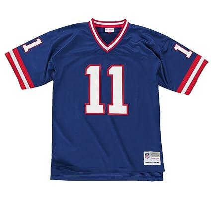 95e6d6668 New York Giants Phil Simms Premier Throwback Mitchell Ness Replica Jersey  (Medium)