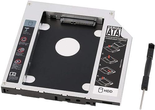 Corneliaa-ES Unidad de Disco Duro SATA 2D SSD HDD Universal ...