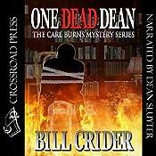 One Dead Dean: A Carl Burns Mystery, Book 1 | Bill Crider