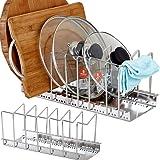 mDesign Soporte para bandejas de horno en metal - Compacto ...
