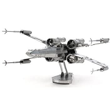 Figura Star Wars X Wing Kit 3D (10 cm)