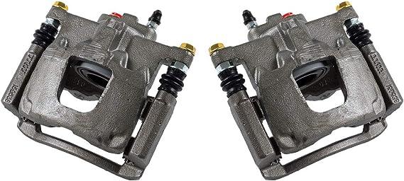 CCK02476 [ 2 ] REAR Premium Grade OE Semi-Loaded Remanufactured Caliper Assembly Pair Set