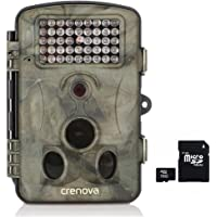 Crenova 12MP 1080P HD Game & Trail Camera