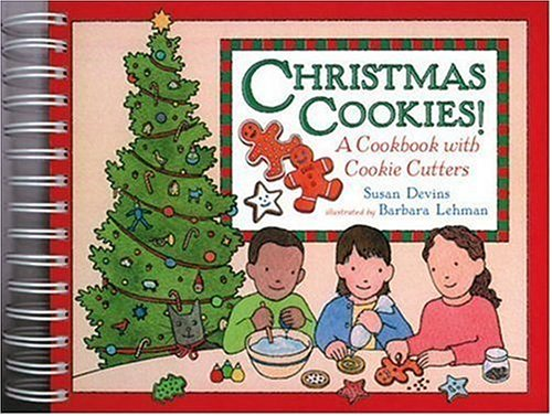 Christmas Cookies!: A Cookbook with Cookie Cutters PDF