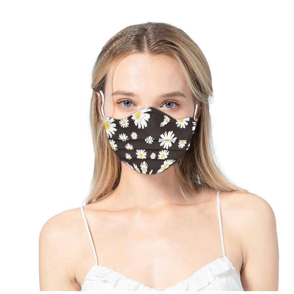MaNMaNing Protección 3 Capas Transpirables con Elástico para Los Oídos Pack 10 unidades 20200724-MaNMaN-ADU10 (A-1)