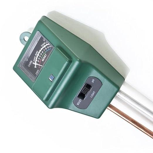 5 opinioni per WINOMO 3 in 1 Tester Tester luce PH metro misuratore suolo per giardino pianta