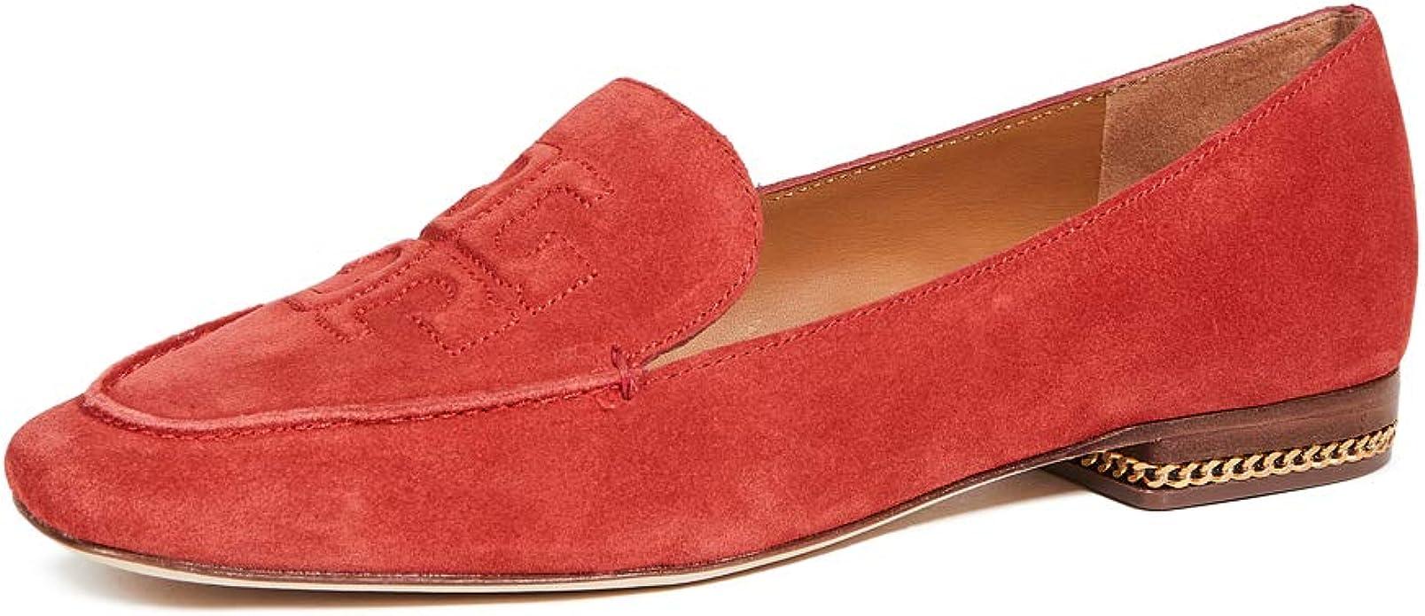 15mm Loafers, Bright Carnelian