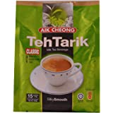 AIK CHEONG 益昌香滑奶茶(40g*15包)600g(马来西亚进口)(新老包装 随机发货)