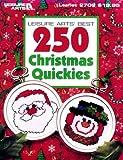 Leisure Arts Best 250 Christmas Quickies, Leisure Arts Staff, 0942237765