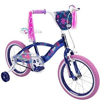 Huffy Kids Bikes 16 & 20 inches with Streamers and BMX Pegs