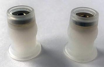 Taco de pl/ástico para fijaci/ón de asiento de inodoro Duravit
