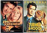 Turner & Hooch DVD & Joe VS The Volcano Set Tom Hanks movie Set Collection