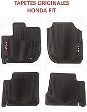 Honda Fit Tapetes Originales 2014-2019 Todo Clima Uso Rudo!