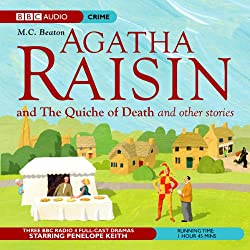 Agatha Raisin: The Quiche of Death and the Vicious Vet (Dramatisation)