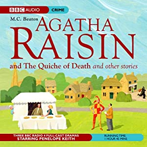 Agatha Raisin: The Quiche of Death and the Vicious Vet (Dramatisation) Radio/TV