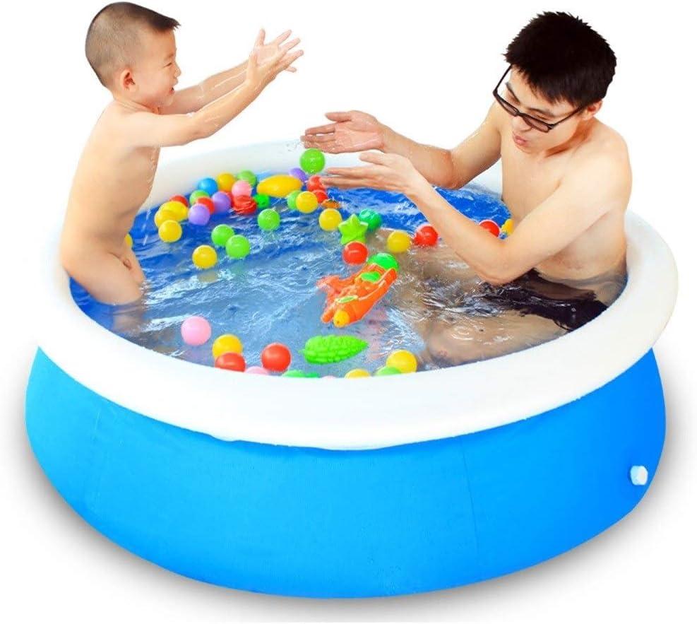 W&NR Bañera Inflable for niños Piscina Infantil for niños Plato ...