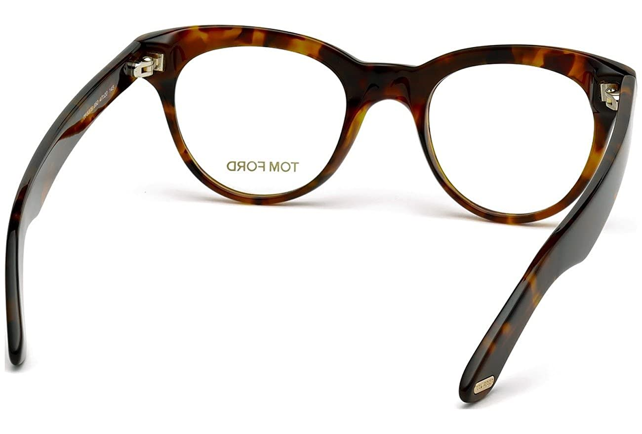 Tom Ford Eyeglasses Frame TF5378 052 47 Dark Havana Frame
