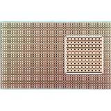 ST3U StripBoard-3U, Uncut Strips, 1 Sided PCB, 3.94 x 6.30 in (100 x 160 mm)