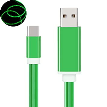Amazon.com: Luz Inteligente Tipo C Cable turst Cable USB C ...