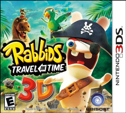 [Rabbids Travel in Time - Nintendo 3DS] (Epiko Costume)