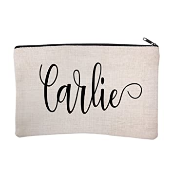 Personalized Makeup Cosmetic And Makeup Bag