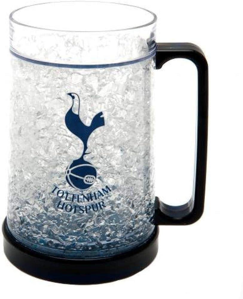 Tottenham Hotspur FC - Jarra de cerveza para congelar (Talla Única ...
