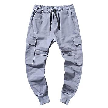 Karinao - Pantalones de chándal largos para hombre: Amazon.es ...