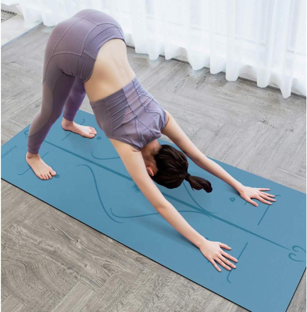 Esterilla para Yoga y Fitness Antideslizante de CXKWZ