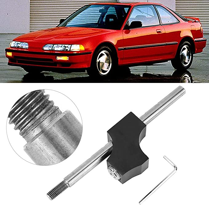 Yctze Prolunga pomello cambio prolunga pomello cambio auto Estensione leva leva cambio diritta per T4 1990-2003