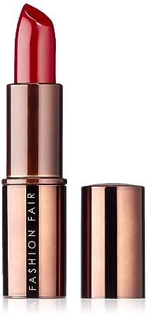 Fashion Fair Lipstick Sangria Red