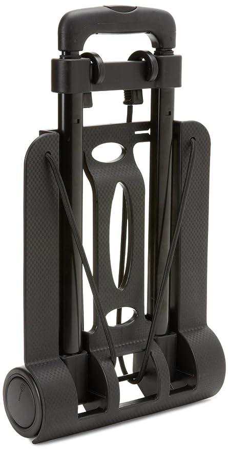 Gadgets4Travel - Carrito para equipaje Negro negro
