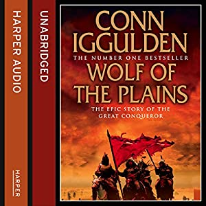Wolf of the Plains Audiobook