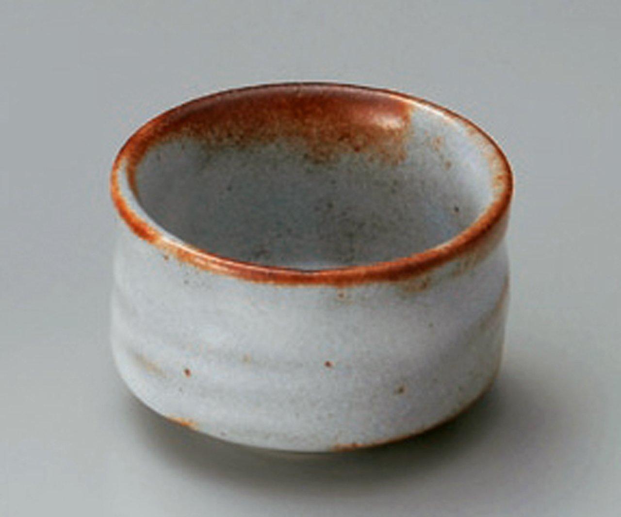 NEZUMI-SHINO 3inches Set of Five Small Bowls Japanese original Porcelain watou.asia