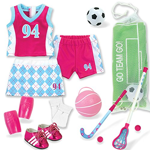 Review Ultimate Sports Set for