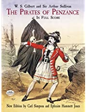 The Pirates of Penzance in Full Score