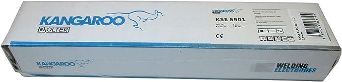 Solter 06679 Caja electrodos Rutilo E6013 (3,25 x 350 mm, 258 unidades), Gris, Set Piezas: Amazon.es: Bricolaje y herramientas