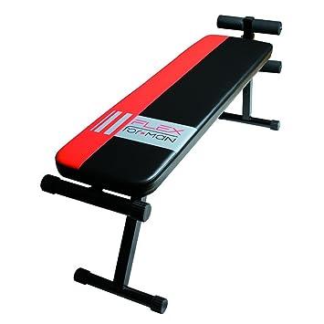BODY-ONE - Banco de musculación y de abdominales: Amazon.es: Deportes y aire libre